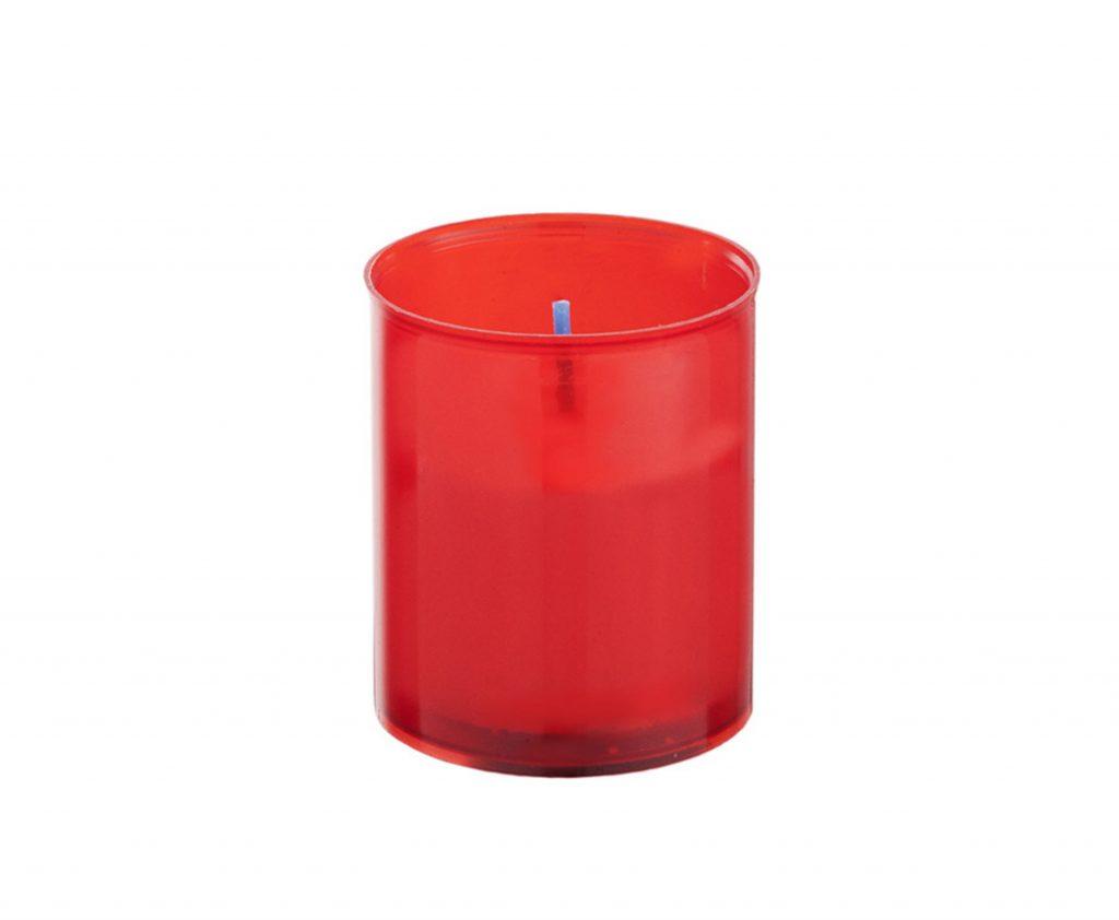 lumino votivo 10b rosso