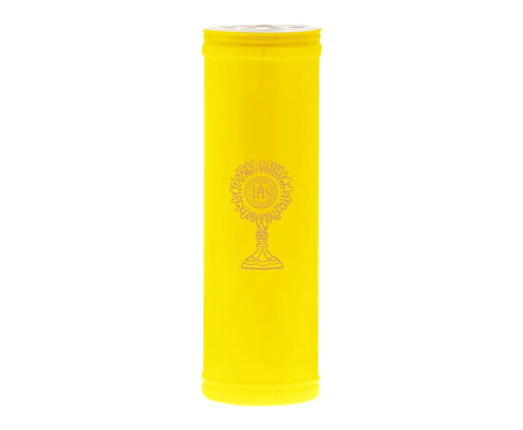santissimo plastica giallo durata 8 giorni