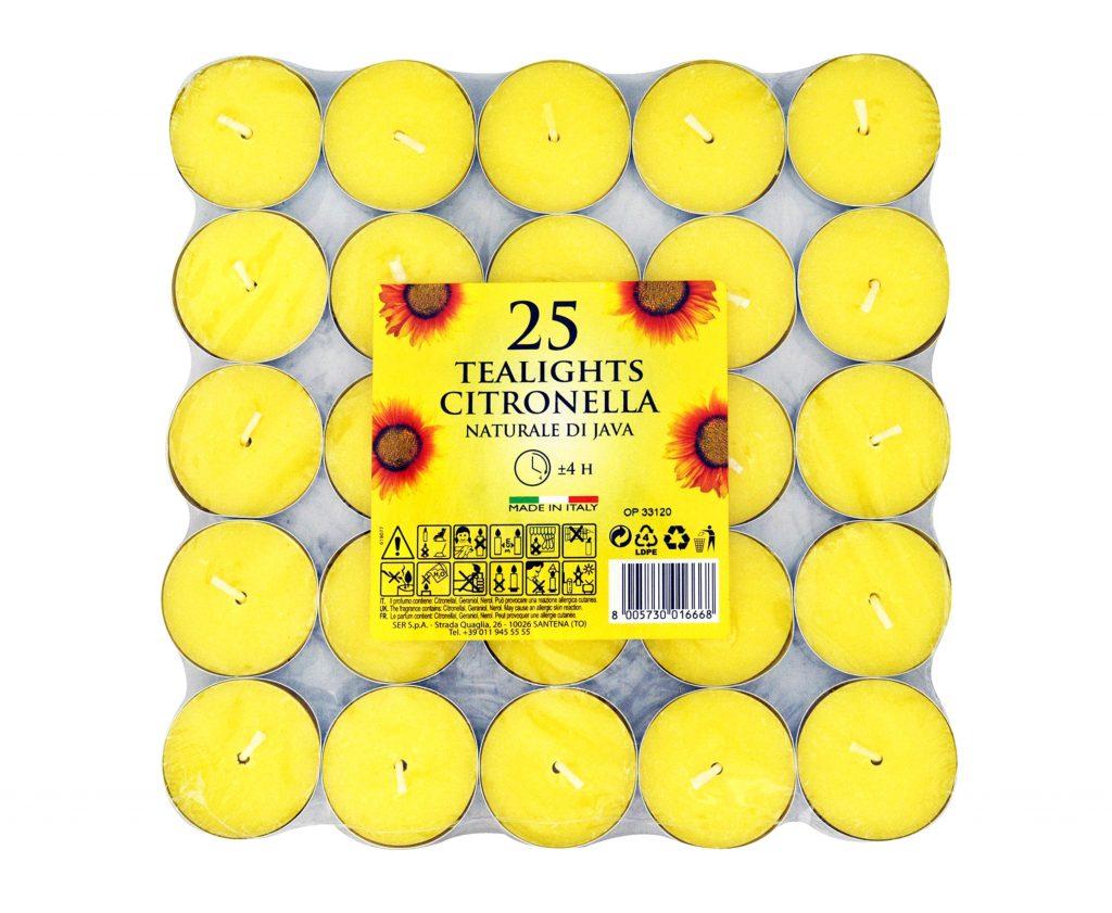 tealight citronella