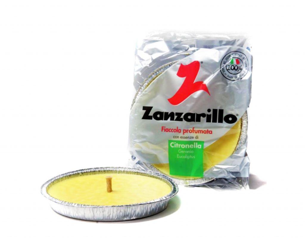 padella alluminio citronella zanzarillo - 14 cm