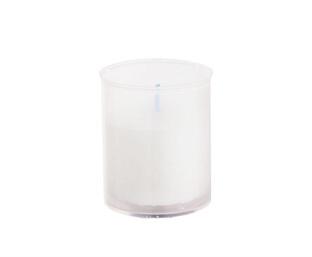 lumino votivo 10b bianco