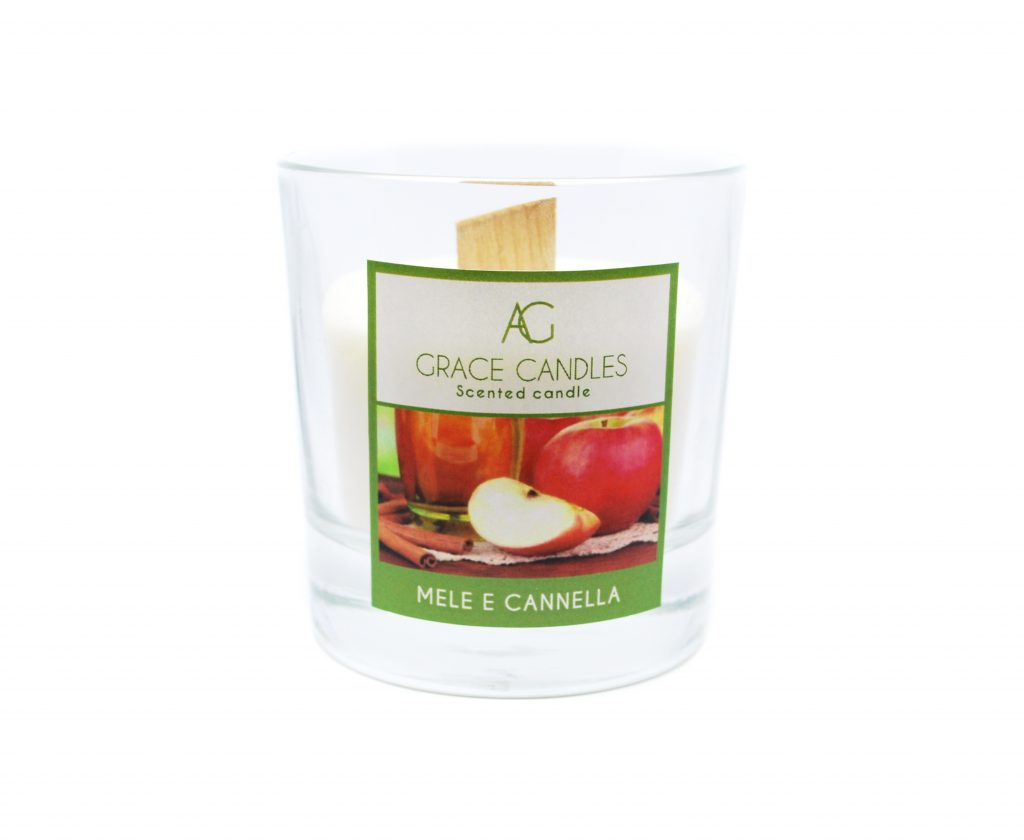 candela grace mele e cannella