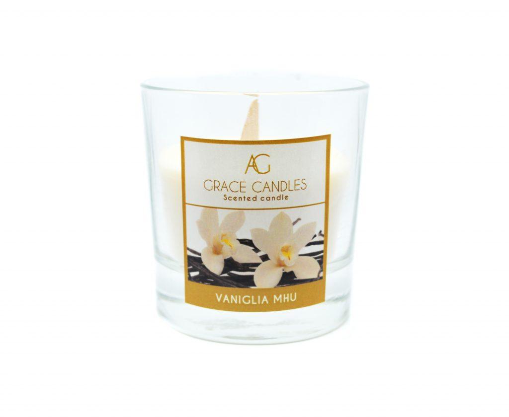 candela grace vaniglia mhu